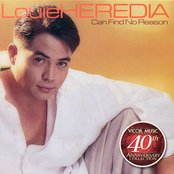 Louie heredia can find no reason (vicor 40th anniv coll)
