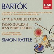 Bartók - Double Piano Concerto; Double Piano Sonata