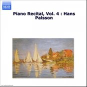 Piano Recital, Vol. 4 : Hans Palsson