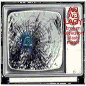 broken television slash mirror