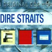 Dire Straits 3 Original CD's