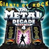 Giants of Rock: The Metal Decade, Volume 4: 1986-87