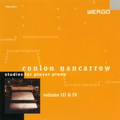 Studies for Player Piano Vol. IV