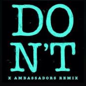 Don't (Xambassadors Remix)