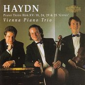Haydn: Piano Trios Hob.XV - 18, 24, 29 & 25 'Gypsy'