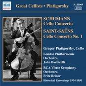 PIATIGORSKY, Gregor: Concertos and Encores (1934-1950)