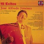 Serie Oro 15 Exitos De José Alfredo Jiminez