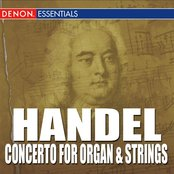 Handel Concerto for Organ and Strings