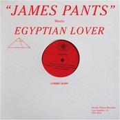 "Cosmic Rapp (Egyptian Lover Remix) 12"""
