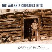Joe Walsh - Greatest Hits: Little Did He Know