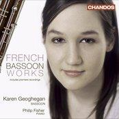 Bassoon Recital: Geoghegan, Karen – Grovlez, G. / Tansman, A. / Koechlin, C. / Boutry, R. / Dutilleux, H. / Bitsch, M. (French Bassoon Works)