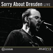 Sorry About Dresden Live at the dotmatrix project