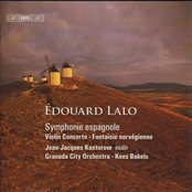 Lalo, E.: Violin Concerto / Fantaisie Norvegienne / Symphonie Espagnole