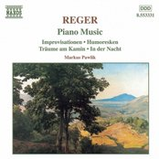 REGER: Improvisationen / Humoresken / Traume am Kamin