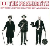 album II by The Presidents of the United States of America
