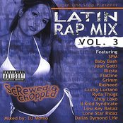 Latin Rap Mix Vol.3 Screwed & Chopped