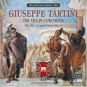 Giuseppe Tartini: The Violin Concertos Vol. 12
