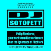 Philip Sherburne, your word should be worth more than the ignorance of Pitchfork