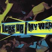 Split: Legs Up & My War