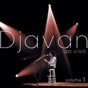 """Djavan """"Ao Vivo"""" - Vol. 1"""