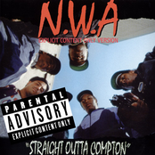 Staight Outta Compton cover art