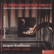 24 Préludes pour orgue