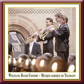 Musique Baroque De Telemann - performed according to the traditions of the time by Wolfgang Bauer Consort