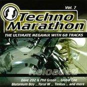 Techno Marathon, Volume 7 (disc 1)