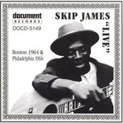 Skip James Live 1964 & 1966