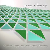Green & Blue - EP