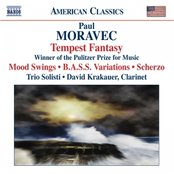 MORAVEC: Tempest Fantasy / Mood Swings / B.A.S.S. Variations