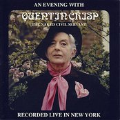 An Evening With Quentin Crisp The Naked Civil Servant