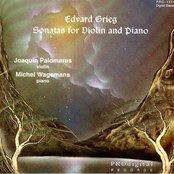 Edvard Grieg Sonatas for Violin and Piano
