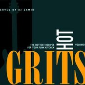 Hot Grits Vol. 1 - The Hottes Recipes For Your Funk Kitchen