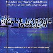Speed Garage Invasion Disc 1