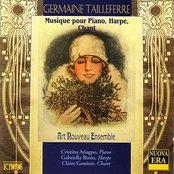 Tailleferre: Musique Pour Piano, Harpe, Chant