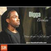 'Broken' EP featuring Digga