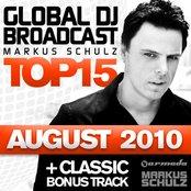 Global DJ Broadcast Top 15 - August 2010
