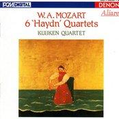 Wolfgang Amadeus Mozart: 6 'Haydn' Quartets