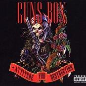 Guns Box - Attitude For Destruction
