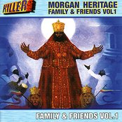 Morgan Heritage Family & Friends Volume . 1
