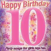 Happy Birthday Girl, Age 10