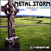 CYBER10 Metal Storm - Keepers of The Cross