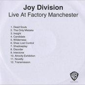1979-07-13: Factory, Manchester, UK