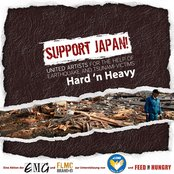 Support Japan! Hard´n Heavy