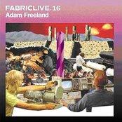 FabricLive 16: Adam Freeland