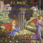 Bach: Christmas Organ Music & Inventions, Sinfonias, Fantasias and Fugues for Harpsichord