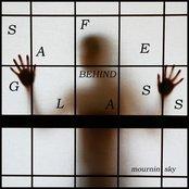 safe behind glass