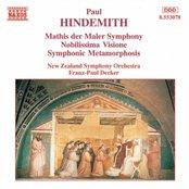 HINDEMITH: Mathis der Maler / Symphonic Metamorphosis