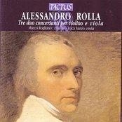 Rolla: Tre Duo Concertanti per Violino e Viola